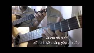 Mot thoi da xa (Phuong Thanh) [Hoa tau Duo Guitar] [K'K]