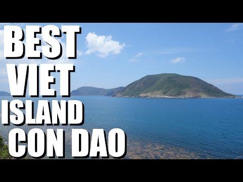 The Most Beautiful Beach in Vietnam is CON DAO ISLANDS. Vietnam Travel 2015
