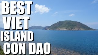 The Most Beautiful Beach in Vietnam is CON DAO ISLANDS. Vietnam Travel 2015