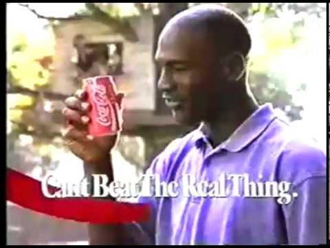 Michael Jordan Coca-Cola Treehouse Commercial
