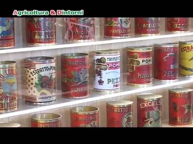 Il Museo del Pomodoro. Parte II