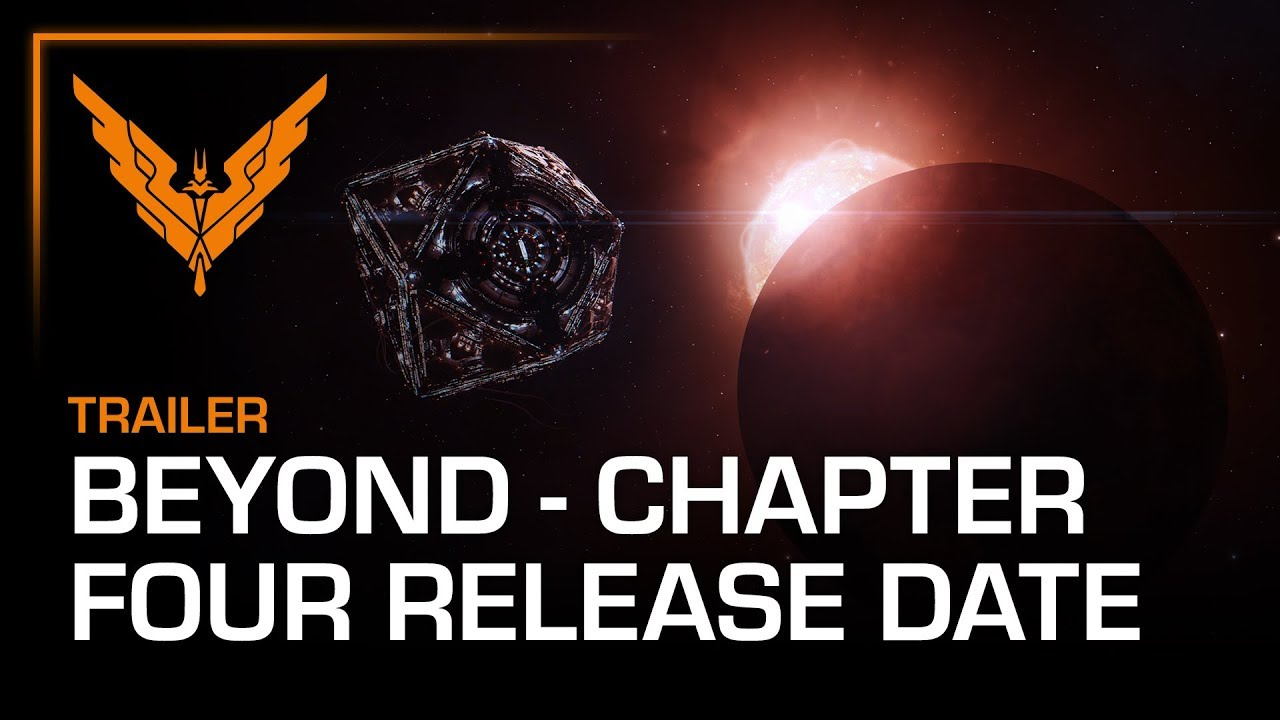Elite Dangerous' big Beyond: Chapter 4 update is out next week