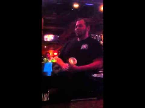 Shake Weight Bartender