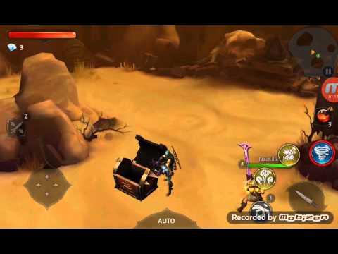 Dungeon Hunter 5 Auto Mode