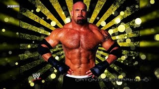 Goldberg Theme;  Bill Goldberg with Hardrock Guitar