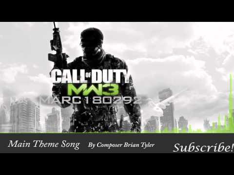 MW3 Soundtrack: Call Of Duty: MW3 (Theme Song)
