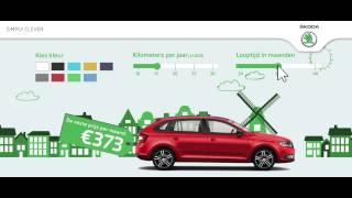 ŠKODA Abonnement: het voordeel van private lease