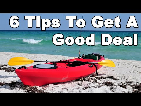 Before You Buy A Used Kayak Or Paddleboard, Watch This