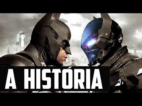 Sessão Spoiler - A História de Batman: Arkham Knight