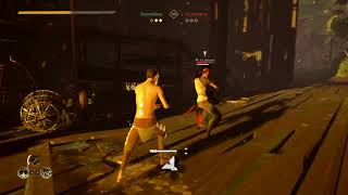 Absolver is a hitbox porn paradise