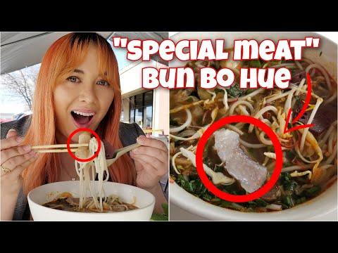 BEST Bun Bo Hue Restaurant in San Jose, CA!