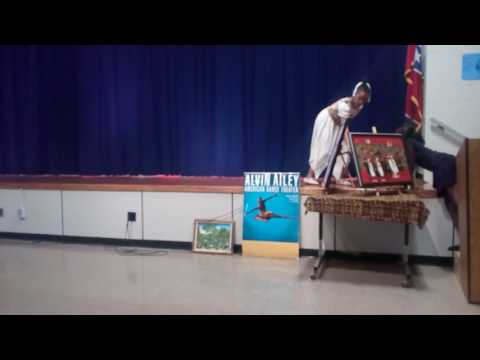 2nd part of Balmoral Ridgeway Elementary Black History Program