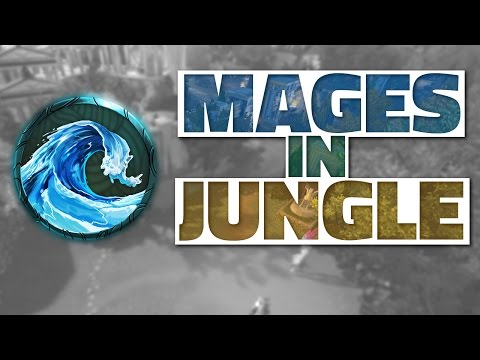 SMITE: Mages in the Jungle