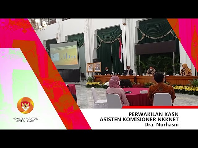 Rapat Koordinasi dan Evaluasi Tindak Lanjut Pengawasan Pelanggaran Netralitas Provinsi Jawa Barat
