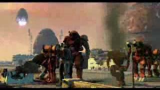 Mechcommander PC game Ending
