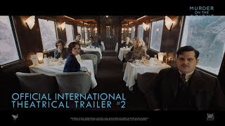 Murder On The Orient Express [Official International Theatrical Trailer #2 in HD (1080p)]