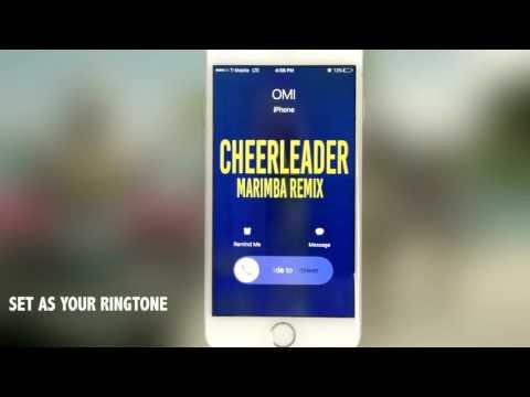 OMI Cheerleader Marimba Remix Ringtone