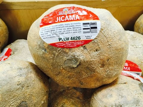 What is Jicama (Mexican Potato)