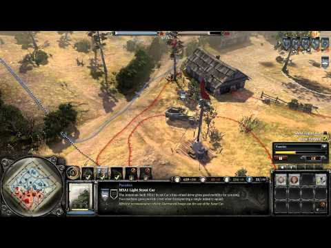 Company of Heroes 2: Fortune (Ostheer) vs. Paradox (Soviet Union)