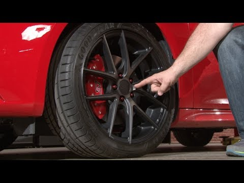 Focus St Niche Targa Wheels 2013 2014 Youtube