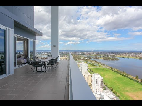 Penthouse to rent | 226/189 Adelaide Terrace, East Perth, Western Australia