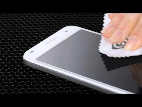 Protection d'écran en verre trempé pour Huawei Ascend G7 - StilGut