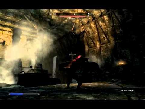 Wojo's skyrim experience - Ranger - Arcane Archery mod