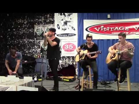 All Time Low - Live at Vintage Vinyl 04/02/2015