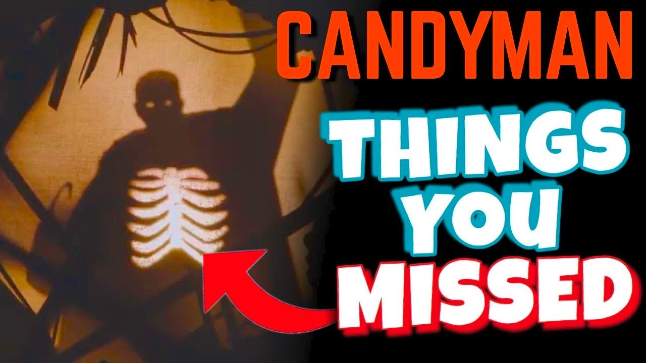 How Does the New 'Candyman' Trailer Compare to the Trailer for ...