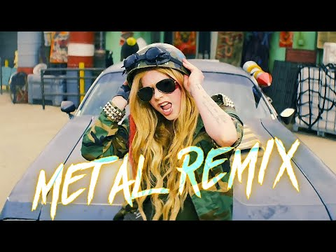 Avril Lavigne - Rock N Roll - Metal Remix