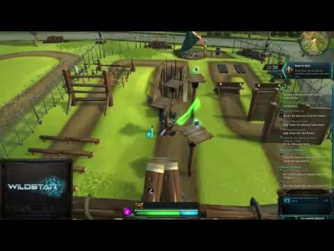 Dominion Obstacle Course - Chua