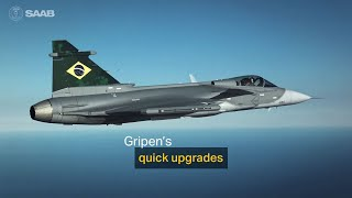 homepage tile video photo for True Collaboration 3 - episode 11: Gripen's quick updates