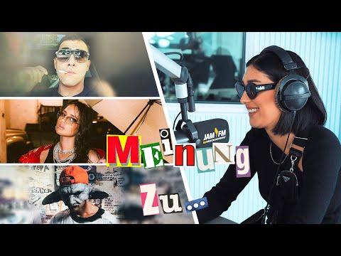 """Elif MEINUNG ZU Cro, """"Samra's Bart"""" & Céline ⚡ JAM FM"""