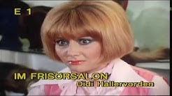 Didi Hallervorden & Rotraud Schindler - Im Friseursalon 1978