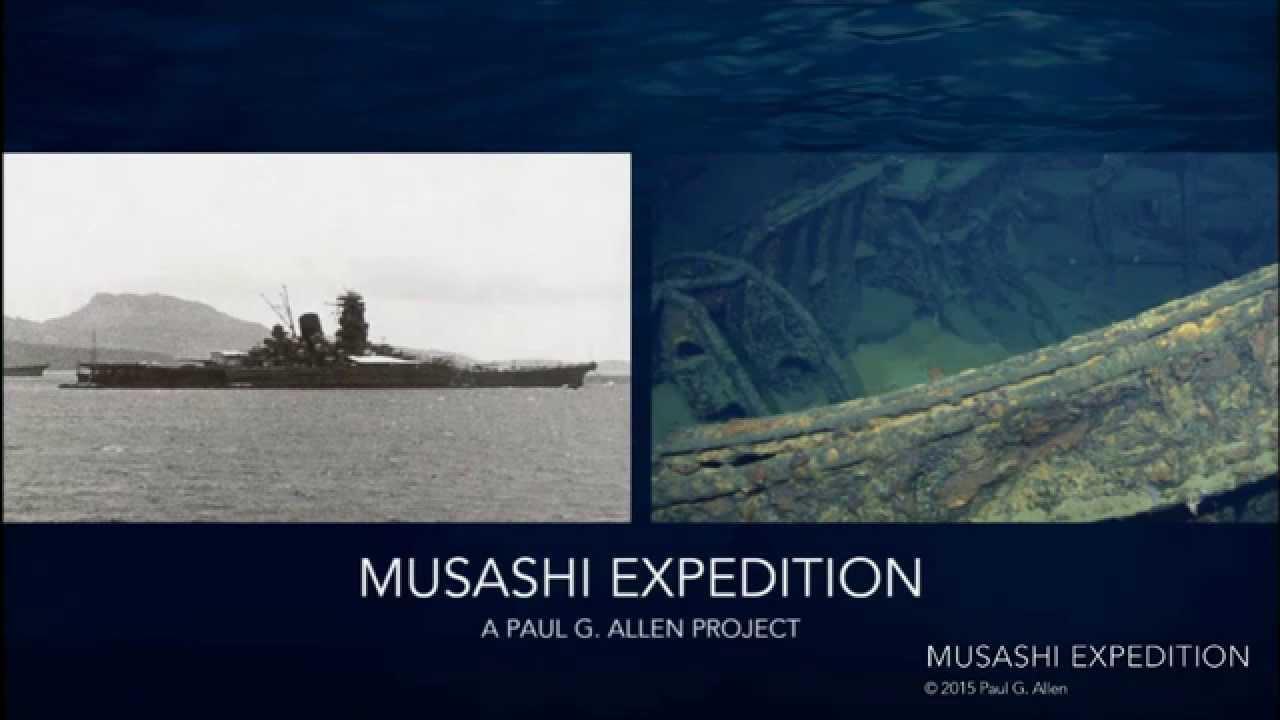 Musashi 武蔵 Expedition Youtube