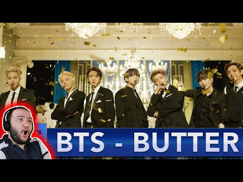 """BTS """"Butter"""" – The Late Show with Stephen Colbert – TEACHER PAUL REACTS"""