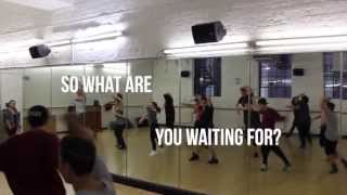 Street Hip-Hop Fusion Dance Class with Lil-J at Pineapple Studios, London