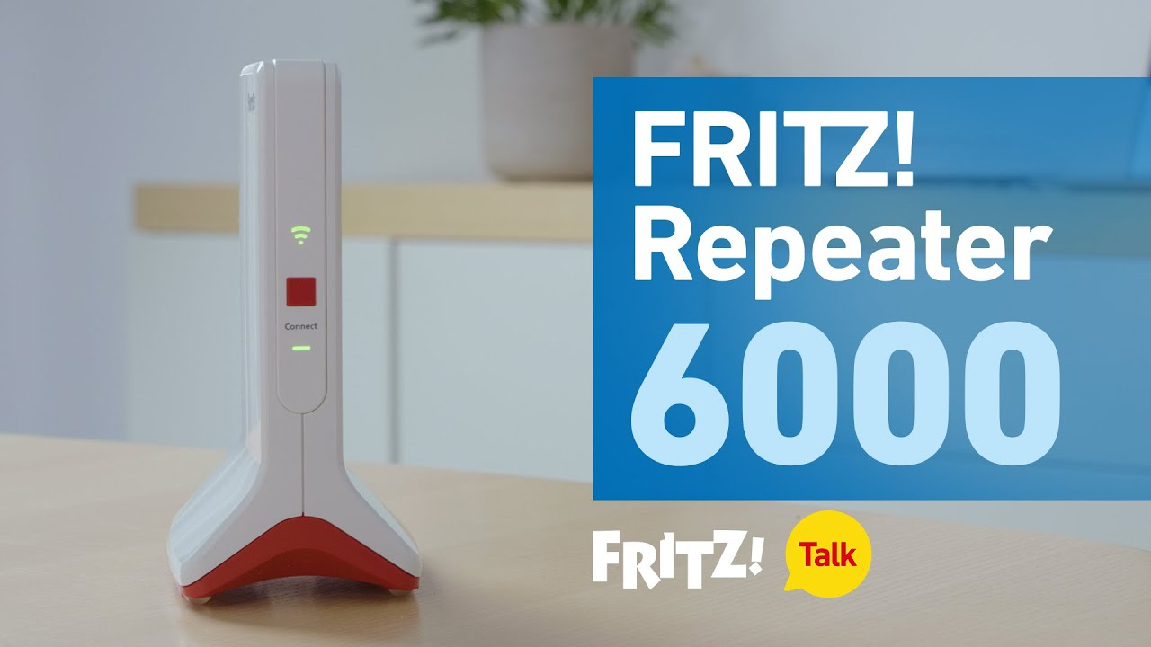 FRITZRepeater 20   FRITZ Talk 20