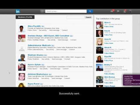 Automated Web Posting