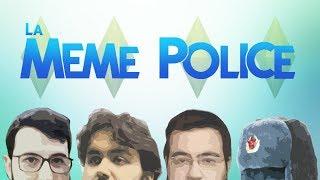 LA MEMEPOLICE - Los Sims 4 - Directo 5