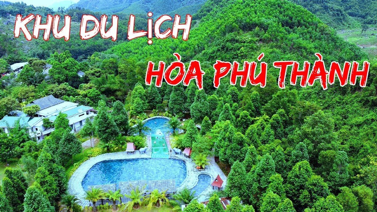 Travel: 💚💚Trải nghiệm khu du lịch Hòa Phú Thành thật thú vị cùng group Kênh Duy Quốc Lê 💚💚