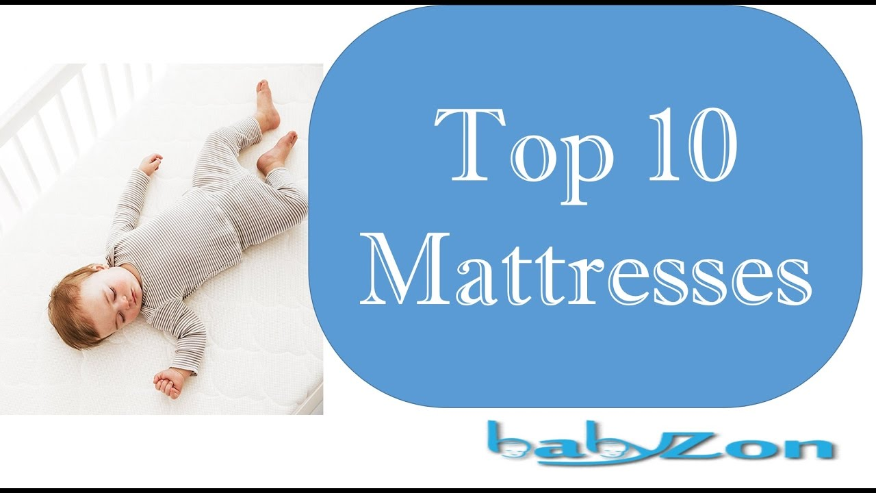 Best Baby Mattresses 2016 Top 10 Reviews