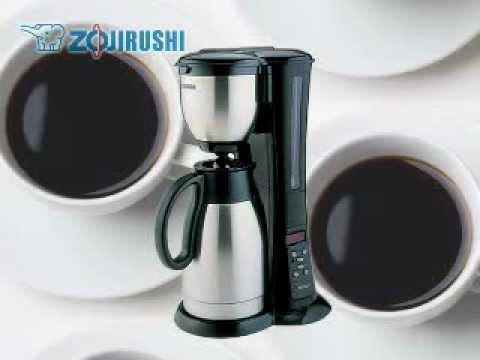 Zojirushi Coffee Maker Not Working : All About Zojirushi Coffee Makers - YouTube