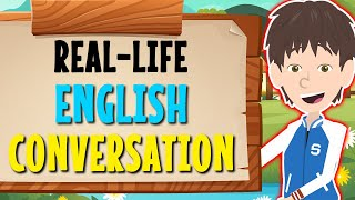 Most Common Questions and answers for  English conversation in real life   English speaking practice