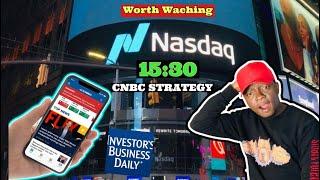 CNBC NASDAQ NEWS STRATEGY