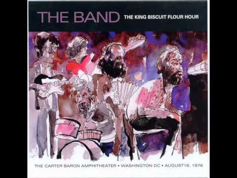 The Band live 1976 - ''King Biscuit Flower Hour'' FULL SHOW