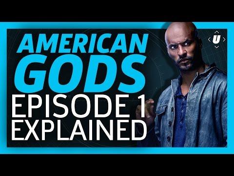 American Gods Episode 1 Breakdown!