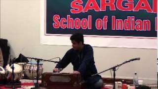 Harmonium by Pankaj Arora at Auckland