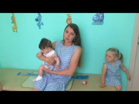 """Патронаж новорожденных. Видео отзыв.  Клиника """"Здоровое Поколение"""" Барнаул"""