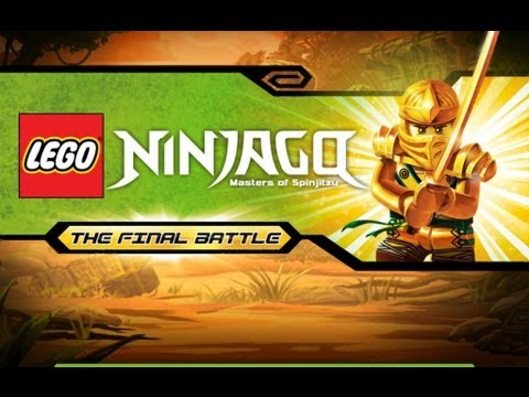 LEGO® Ninjago - The Final Battle iPhone, iPod Touch, and iPad Gameplay [HD]